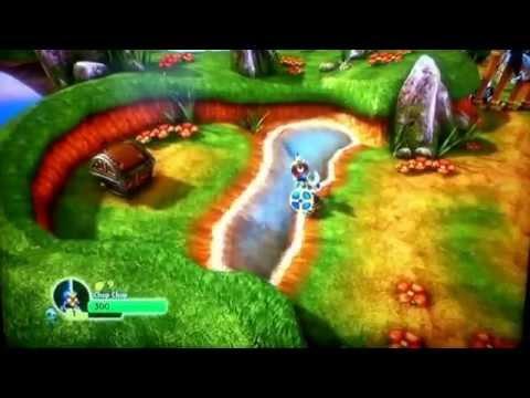 Lets play skylanders (1) is this CGI