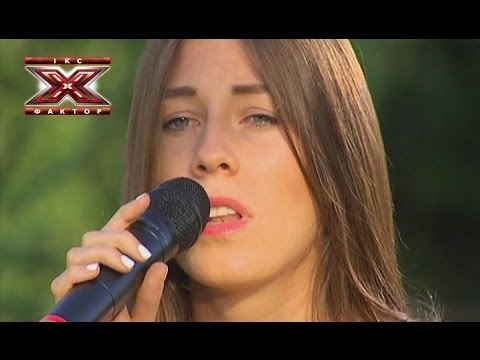 Дарья Ковтун - Une vie d'amour - Дома судей - Х-фактор 4 - 19.10.2013