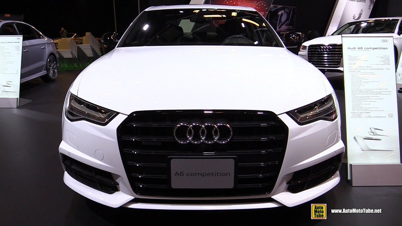 2017 audi a6 competition exterior and interior. Black Bedroom Furniture Sets. Home Design Ideas