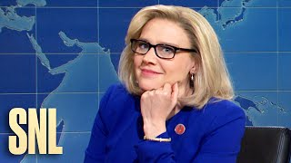 Weekend Update: Liz Cheney on the Republican Party - SNL