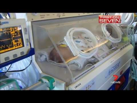 Baby's Battle | 7News Perth | 16/06/2013