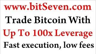 bitcoin exchange bitcoin trading / Bitseven