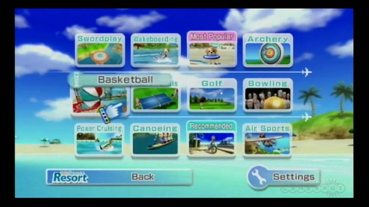 wii sports resort video review by gamespot youtube rh youtube com Wii Sports Resort Miis Wii Sports Resort Skydiving