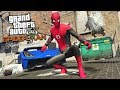 SPIDER MAN FAR FROM HOME GTA 5 Mods mp3