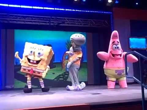Thumbnail: Spongebob Live at Nick Hotel