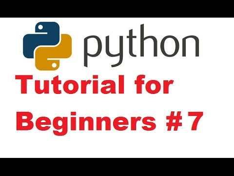 Python Tutorial for Beginners 7 - Python Lists