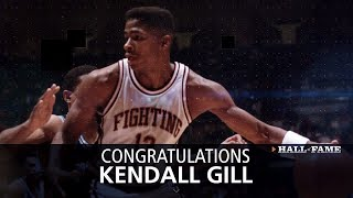 Kendall Gill | Hall of Fame Message from Coach Lou Henson
