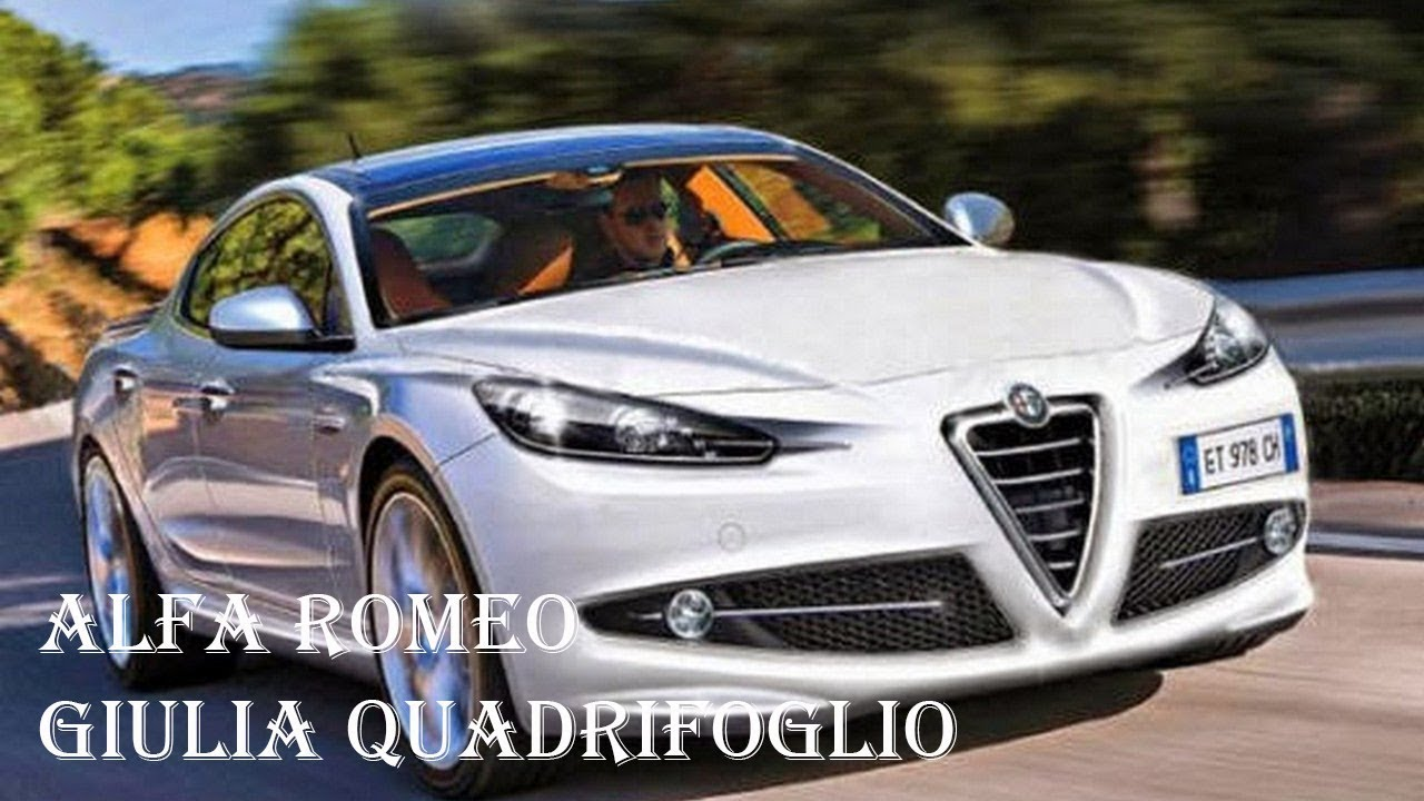 alfa romeo giulia quadrifoglio 2017 engine specs price interior full review autohighlights. Black Bedroom Furniture Sets. Home Design Ideas