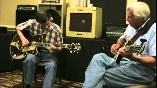 Tennessee Rag;  Chet Atkins cover.
