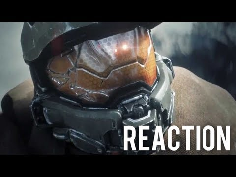 Halo 5: E3 2013 Trailer Reaction!