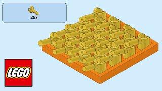 200 IQ LEGO BUILDING TECHNIQUES