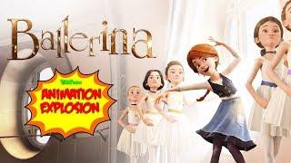 Ballerina   Animation Explosion