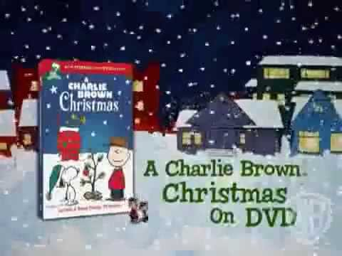 A Charlie Brown Christmas trailers