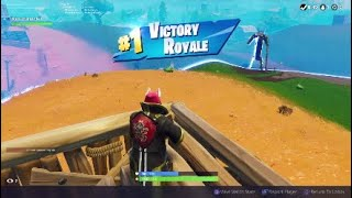INTENSE FOCUSED SOLO MATCH-I BROKE MY SOLO CURSE- (Fortnite Battle Royal)