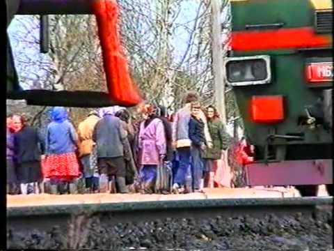 """х-д/ф """"Бологое-Полоцкая"""" 1997, реж. Алексей Вульфов"""