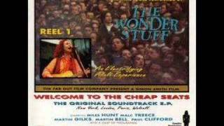 Wonder Stuff - The Cheap Seats