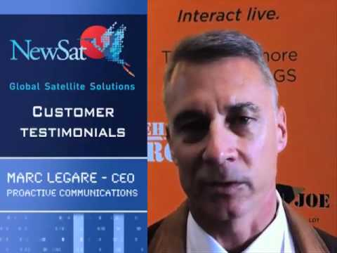 Marc LeGare, Proactive Communications, Inc