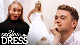 Download Entourage Says Young Bride Looks Like a Cougar | Say Yes To The Dress UK Mp3 and Videos