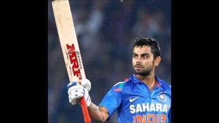 virat kohli century 106 off 92 4th odi australia vs india 2016