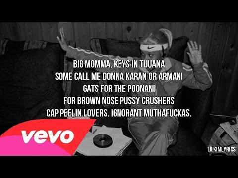 Lil Kim  Get Money Remix Lyrics  Verse HD