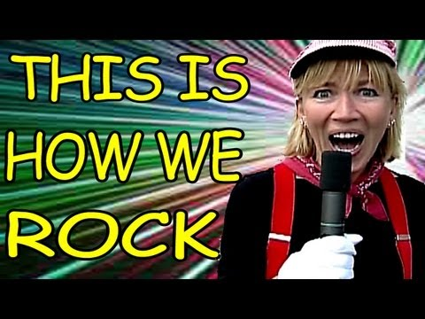 This is How We Rock - Children's Song by The Learning Station