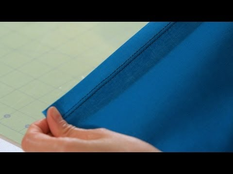 How to Use a Double Needle | Sewing Machine
