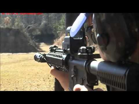 Why Are IRS Agents Are Training With AR-15 Rifles?
