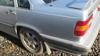 Авто за 100 тысяч Иномарка Volvo 850 140 л.с. 93 г.в. \\ Максим Исаев \\