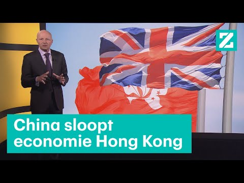 Zo ruïneert Chinese machtsgreep economie Hong Kong