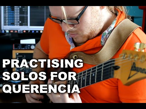 Practising Solos - Querencia: A Series of Accidents