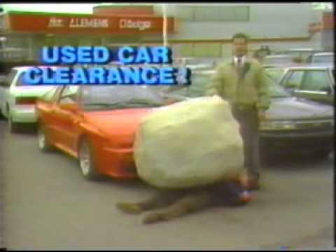1991 Mt. Clemens Dodge - Mt. Clemens, MI. commercial