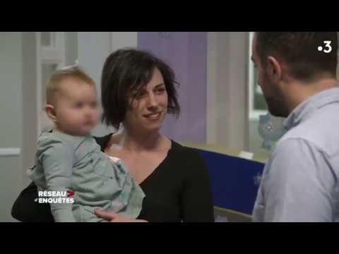 Réseaux d'enquêtes et la vaccination dans une crèche de la Métropole lilloise