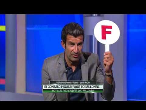 """Stoichkov a Luis Figo: """"Si te veo por Barcelona te insulto"""""""