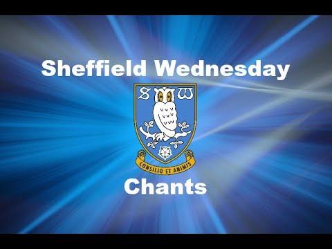 Sheffield Wednesday's Best Football Chants Video   HD W/ Lyrics