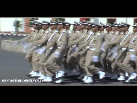 FORCES AUXILIAIRES MAROCAINES /القوات المساعدة / #HD