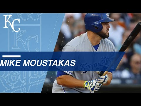 All of Mike Moustakas' 38 home runs in 2017