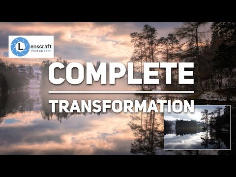 Landscape Photography Editing Complete Transofrmation Tarn Hows Photo thumbnail