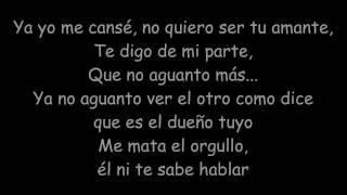 Video Nicky Jam - El Amante (Lyrics) download MP3, 3GP, MP4, WEBM, AVI, FLV Januari 2018