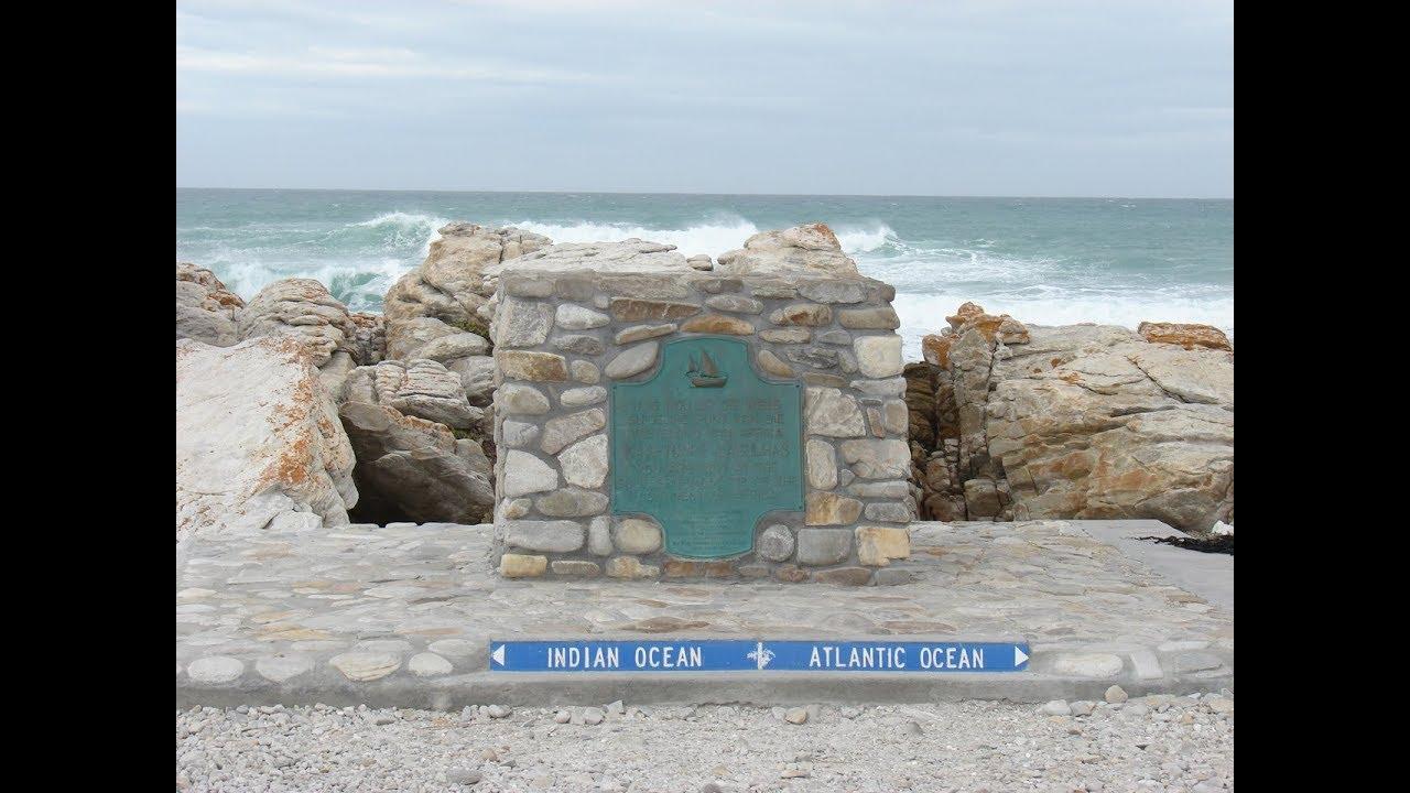 South Africa Indian Vs Atlantic Ocean