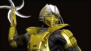 Mortal Kombat (2011) - Klassic Skins Pack #2: Cyrax & Sektor from UMK3 (Xbox 360)
