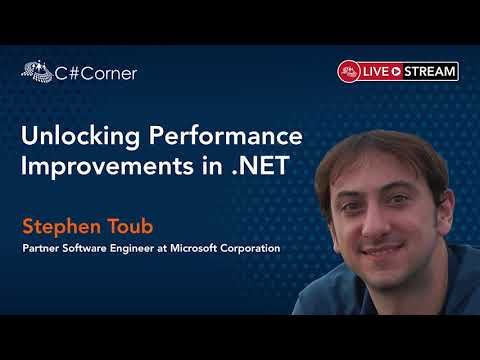 Unlocking Performance Improvements in .NET   Code Quality & Performance Virtual Conference