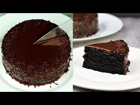 lockdown-chocolate-cake-3-ingredients-only.-[no-oven,-flour,-eggs,-cocoa]