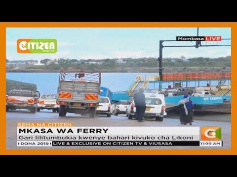 Mkasa wa Ferry Mombasa