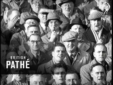 Wembley - England V Germany (1954)