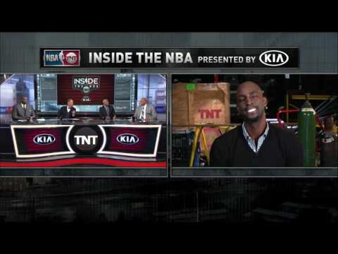 Kevin Garnett, Welcome to the NBA on TNT Fam | Inside the NBA | Inside the NBA