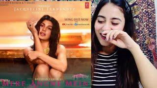 Download song Mere Angne Mai   Jacqueline F, Asim Riaz   Neha K, Raja H, Tanishk B  Reaction By Illumi Girl