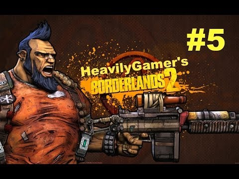 Borderlands 2 Gameplay Walkthrough Part 5:The Name Game,Medical Mistery,Assassinate The Assassins