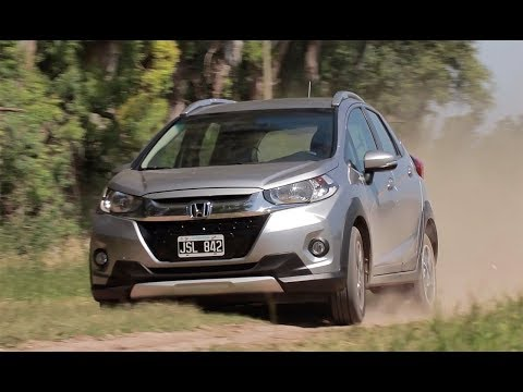 Honda WR-V - Test - Matías Antico - TN Autos