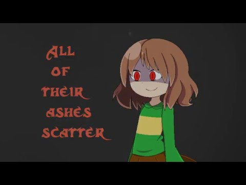 Undertale Genocide Nightcore - Ashes (Undertale Music Song)