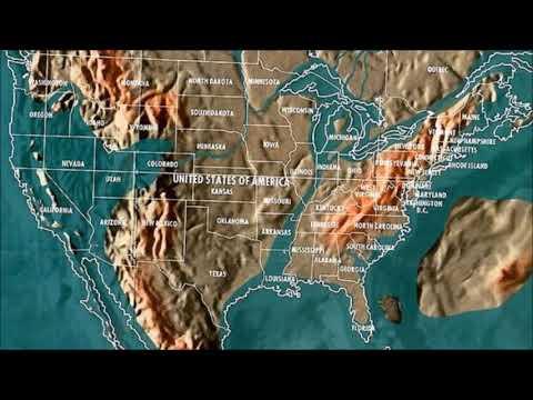 NASA 'Doomsday Map' Shows Elite Are Preparing For 'Armageddon'